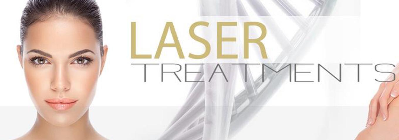 Laser-banner
